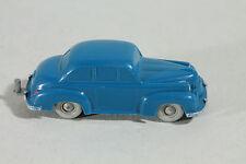 118 Typ 1D Wiking Opel Olympia (Typ 2) 1954 - 1959 / azurblau PORZELAN RÄDER