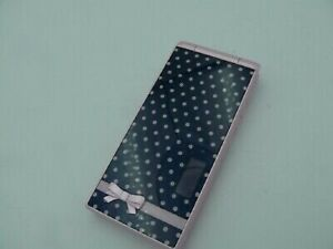 Docomo Fujitsu F-06D Style Series Pink Unlocked Flip Phone from japan [Rank B]