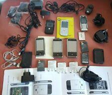 Lot Smartphone Portable CECT p168 A8 tactile batterie HS(s10 + s11 iphone 1 X xs