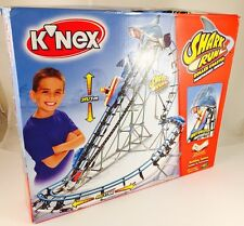 New In Box K'Nex Shark Run Roller Coaster 13057/11592