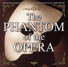 THE PHANTOM OF THE OPERA - HIGHLIGHTS FROM THE HIT STAGE PLAY AND MOVIE!!  NEW!!