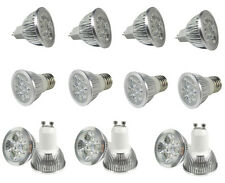 10PCS Ultra Bright LED Bulb 9W 12W 15W MR16 E27 GU10 White Spot Light Home Lamp