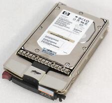 146 GB 15K HDD HARD DRIVE BF1465A477 9Z2004-044 HP02 40 PIN FIBRE CHANNEL