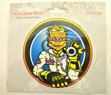 Sticker Officiel Moto GP VALENTINO DR ROSSI 46 Official Licensed DARING Product