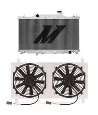 Mishimoto Acura Rsx Base Type-S Aluminum Race Racing Radiator And Fan Shroud Kit