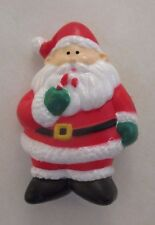 zzb Santa Claus Russ Berrie Christmas Pin vintage