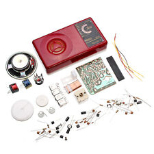 Seven AM Radio Electronic DIY Kit Electronic Learning Kit
