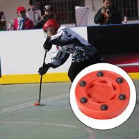 Hockey Pucks 3in Ice Hockey Ball In/Outdoor Classic Winter Sports Equipment