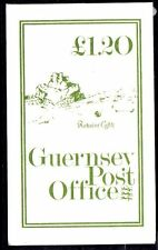 Guernsey - 1981 Definitives coins - Mi. booklet MH 15 MNH