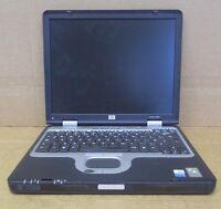 "HP Compaq NC6000 14.1"" Laptop Intel Pentium M 735@1.7 GHz NO Ram/ HDD Win XP Pro"