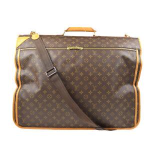 LOUIS VUITTON PORTABLE CABIN 2WAY GARMENT HAND BAG MONOGRAM M23420 SP1924 71947