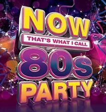 VARIOUS - NOW THATS WHAT I CALL 80s PARTY. BRAND NEW 3CD