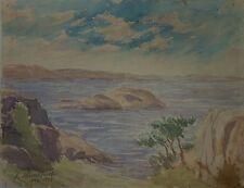 Arcipelago-CCAC-West Coast Svezia-Kattegat Skagerrak 1944