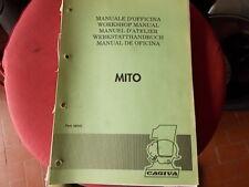 MANUALE OFFICINA CAGIVA 125 MITO BASE  Cartaceo