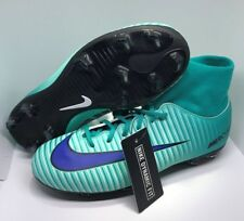 Nike  iD Mercurial Superfly  Dynamic Fit FG Kids Soccer Cleats Size 5Y