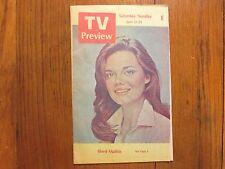June 23, 1979 Pennsylvania TV  Preview  TV  Magazine(SHERI  MATHIS/JAMES  STORM)