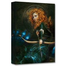 """Disney Fine Art Heather Edwards """"Her Father's Daughter"""" Limited Edition Canvas"""
