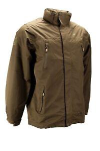 Nash Lightweight Waterproof Jacket Green *All Sizes* Fishing Clothing NEW