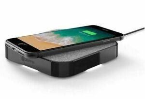 Griffin PowerBlock Qi Wireless Charger Charging Pad 15W UK/EU/AU/US Black