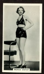 Tobacco Card,Ardath,PHOTOCARDS FILM ETC GROUP M Standard,1939,Monica Bishop