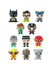DC Comics Series 2 - Mystery 3D Foam Collectible Keychains