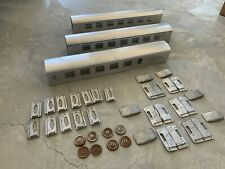 Scale/gauge 1 Metal kit for 3 each passenger cars type Pullman Orient express