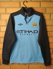 Manchester City Home football training jacket 2012-2013 sz.S jersey soccer Umbro