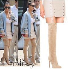 NIB Gianvito Rossi Praline Over The Knee Boots Sold Out 39