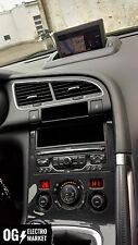 Peugeot 5008 GPS Navegación sistema Set Radio sat nav rneg WIP nav My Way