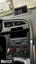 PEUGEOT 5008 GPS NAVIGATION SYSTEM SET RADIO SAT NAV RNEG WIP NAV MY WAY