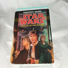 Timothy Zahn Star Wars Vision of the Future - First Edition Hardcover