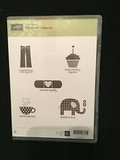 *Retired* *New* Stampin Up Patterned Occasions Sale A Bration 129624