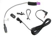 ZENEC externes Mikrofon für Naviceiver 3,5 mm Klinkenstecker Z-E2024M Z-E5514M