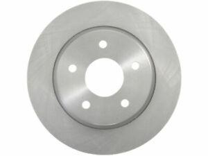 For 2012-2015 Ram C/V Brake Rotor Rear API 49783SD 2013 2014