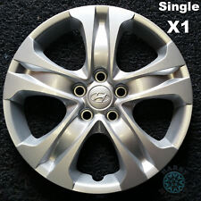 """Hyundai ix35 17"""" Genuine Single Hubcap Reconditioned (one only)"""