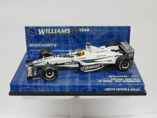 Williams F1 BMW FW22 R. Schumacher Minichamps 430000029