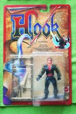 Hook Peter pan Swashbuckling figure 2849 Mattel 1991
