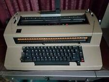 Vintage Ibm Correcting Selectric Iii Electric Typewritertested Works