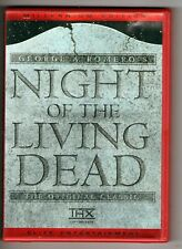 Night Of The Living Dead (1968) Region 1 DVD Millennium Edition George A. Romero