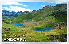 ANDORRA FRIDGE MAGNET SOUVENIR IMAN NEVERA