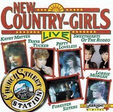 NEW COUNTRY-GIRLS LIVE / CD - TOP-ZUSTAND