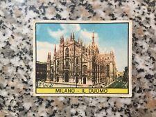 MILANO IL DUOMO album CALCIATORI PANINI 1962-63 1963 OTTIMA DA BUSTINA