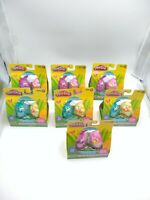 (7) Packs of Play-Doh Compound Spring Easter Character Bunny and Chick Stampers