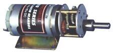 RS Pro, 12 V, 4.5 â?? 15 V dc, 6000 gcm, Brushed DC Geared Motor, Output Speed 5