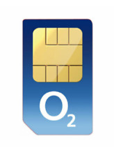 O2 Sim Card - Unlimited Voice & Data available - Special Offer!!