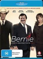 Bernie (Blu-ray, 2012)*Jack black*Shirley Maclaine*Terrific Condition