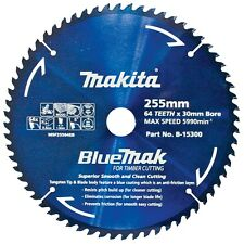 Makita 255mm 64T Mitre Saw Blade