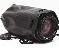 "Celtic Soft Lens Case Pouch For Telephoto Zoom Prime Preset Lenses 5 1/2"" High"