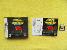 SPACE INVADERS REVOLUTION - nintendo ds - NTSC US/CANADA
