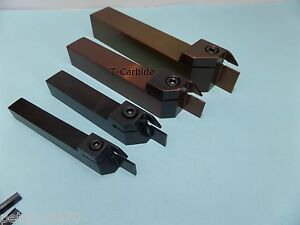 Parting Grooving 2mm MGEHR tool holders  metal lathe